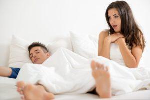 sperme jaune traitement